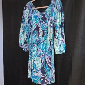 New Lilly Pulitzer Nevie Dress, Alotta Colada